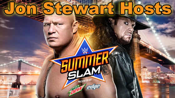 SummerSlam at Summers!