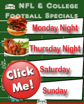 Join us for NFL, PAC12, SEC, BIG TEN, ACC and more football at Summers!