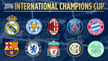 Live International Champions Cup 2016 at Summers