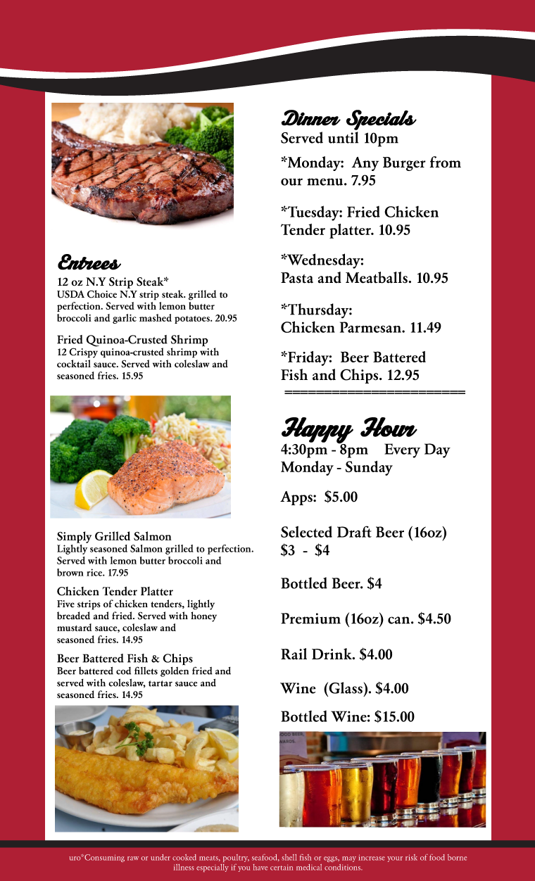Summers Menu 2020-06-12 Page 2